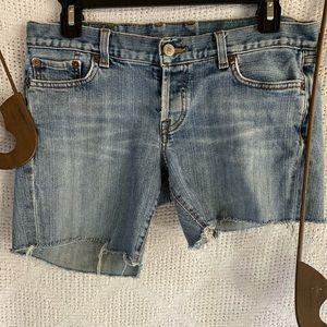 Lucky Dungarees Cut-Off Shorts Dream Jean